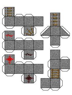 minecraft blocks 5 by ~Dylan-A-King on deviantART Minecraft Crafts, Minecraft Png, Papercraft Minecraft Skin, Minecraft Room Decor, Skins Minecraft, Minecraft Party, Minecraft Buildings, Minecraft Wither, Minecraft Birthday Card