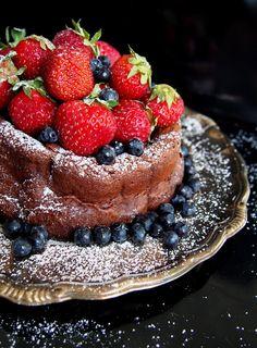 Dr. Sugar: Kahden aineen suklaakakku