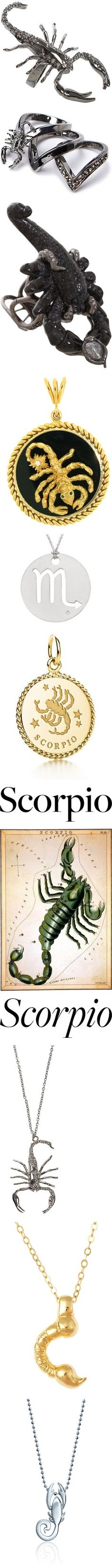 """Are You a Scorpio?"" by polyvore-editorial on Polyvore"