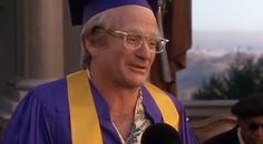 Perhaps the best Robin Williams tribute video I've seen and just a minute long.  Tearing up...