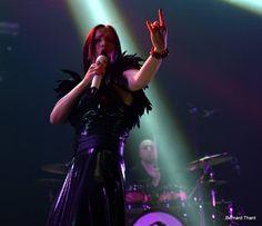 "Tarja Turunen live at ""Metal Female Voices Fest"", Oktoberhallen, Wieze, Belgium. 23/10/2016 #tarja #tarjaturunen #theshadowshows #tarjalive PH: Bernard Thant https://www.facebook.com/bernard.thant"