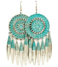 ☮ American Hippie Bohéme ☮  Turquoise Boho ☮