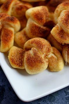 Cinnamon Sugar Knots