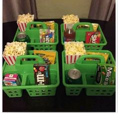 Great idea for parties or sleepovers