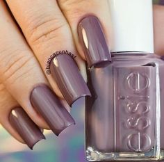 Obsessed with this nail color