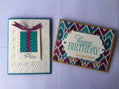 Bohemian DSP and coordinating wash and embossing folder