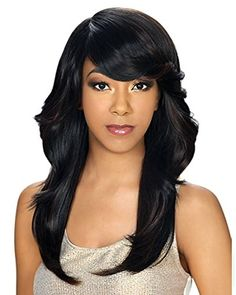 Hollywood SIS Synthetic Wig HT-KEIKOColor: VIOLET * This is an Amazon Affiliate link. Continue to the product at the image link.