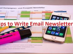 An email newsletter, also known as e-newsletter, is a report containing news or similar other newsy information on the activities of an organization being sent to the target readers or audiences through emails on regular intervals.