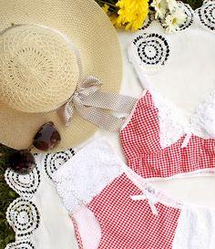 Sneak Peek; a very sexy picnic. Ohhh Lulu Summer 2014 Mini Collection Coming Soon!