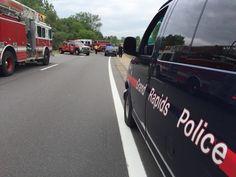 Man Killed in Fatal Car Crash in Grand Rapids