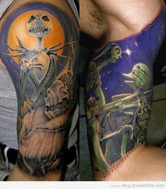 Tattoo Artist Dan Henk – $7000/week with Tattoo Flash