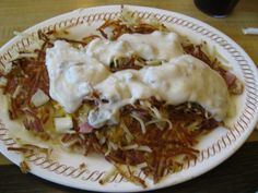 waffle house hashbrowns | Suits in Strange Places: Chained Up: Waffle House Hash Browns