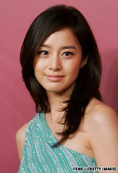 Actress/Model: Kim Tae Hee