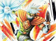 Kakashi Green Ranger – PoshLawd