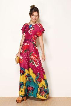 vestidos longos farm rio - Pesquisa Google