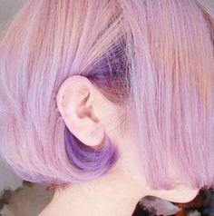 silk top lace wigs in stock Invisiable Knots Most Natural Looking - virgin full lace wigs human hair on sale Coloured Hair, Grunge Hair, Dream Hair, Rainbow Hair, Purple Hair, Purple Bob, Hair Highlights, Hair Dos, Trendy Hairstyles
