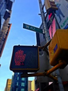 We are in the heart of it all.   #MagicTakesTime #TimesSquare #42ndStreet #RowNYC