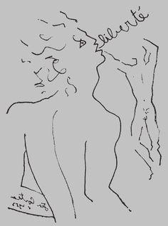 Revendication de la liberté de l'homme par Jean Cocteau - Contribution subjective à une mémoire gaie : littérature, cinéma, arts, histoire...