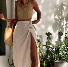 stylish clothes,newest fashion,hot new outfits,shop fashion Spring Summer Fashion, Spring Outfits, Autumn Fashion, Style Summer, Casual Summer, Smart Casual Women Summer, Vintage Summer Outfits, Summer Fashions, Summer Chic