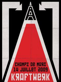kraftwerk: the pioneers of electronic music.