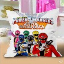 Power Rangers Super Mega Force Pillow Cases