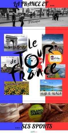 La France et ses sports | @Piktochart Infographic