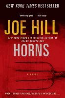 Horns  Joe Hill.