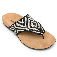 Montana West Flip Flops Bling Wedge Sandals Kid Girls Shoes Summer Footwear 9-12