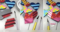 Your Cake. Cake Pop, Creative Food, Projects To Try, Sweet, Fondant Cakes, Cookies, Cake Designs, Romero Britto, Decorations