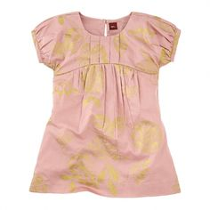 Tea Collection Johanna Gilded Sateen Dress from Germany 2014 collection