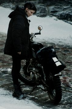 Lisbeth Salander (Rooney Mara) - Girl with the Dragon Tattoo