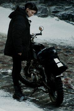 Lisbeth Salander (Rooney Mara) - Girl with the Dragon Tattoo