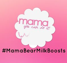You can do this! Don't give up! Xxx www.mamabearmilkboosts.co.uk