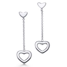 Xingqin8888 Tiffany Earrings Tiffany Earrings Heart