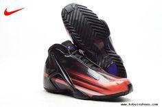 2013 Nike Zoom Hyperflight PRM Superhro Red Reef Court Purple-Black Baskets  Nike 64c3a926b