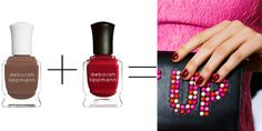 How to get the latest nail trend spotted on the fall 2015 runways.
