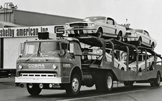 Mustang Delivery