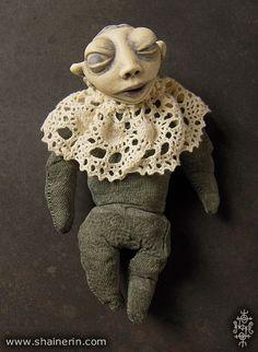 Strange-Born Art Doll 3