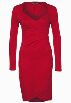Kala - Jerseykjole - rød