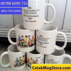 Mug Souvenir Silahturahmi Lebaran di Jakarta