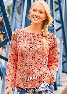 Lace Knitting, Crochet Yarn, Knitting Patterns Free, Knit Patterns, Baby Dress, Knitwear, Pullover, Sweaters, Projects