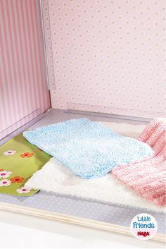 Little Friends – Puppenhaus-Zubehör Teppiche (Artikelnummer 300499)