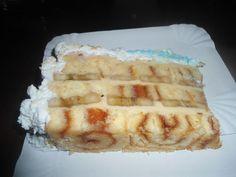 Torta Recipe, Kolaci I Torte, Sweet Recipes, Cravings, Waffles, Pie, Cheese, Breakfast, Desserts