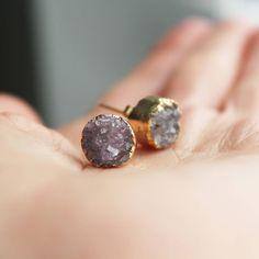 amethyst earrings - Αναζήτηση Google