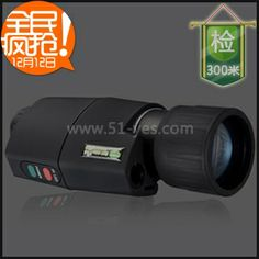 Night vision night vision telescope 35-5x generation high definition infrared night vision black