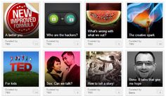 TED Playlists - TED Talks Curated