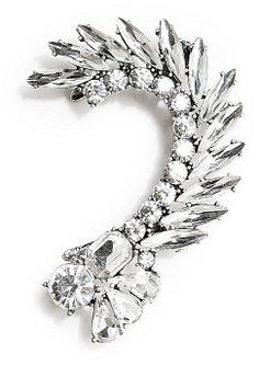 Pin for Later: Dear Couples, It's Time to Make Up For All Those Expensive Gifts Mango Ear Cuff