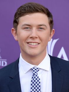 """Scotty McCreery  The season 10 American Idol winner has actually shared a bit of history about his Latin roots during an interview in 2011. """"My grandmother is from Old San Juan, and my grandfather was over in Puerto Rico for the air force and so they met and they had my dad in Aguadilla,"""" he said."""