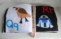 """R"" is for R2-D2; a nerdy baby book."