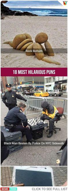 18 Most Hilarious Puns #literalpuns #bestfunnypics #funnypics #humor #photos #bemethis